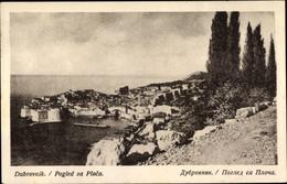 CPA Dubrovnik Kroatien, Pogled Sa Ploca - Kroatien