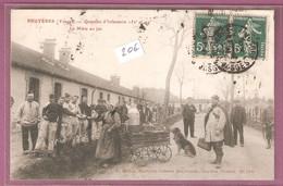 Cpa Bruyeres Quartier D'infanterie 152e Et 44e - La Mère Au Jus - Rare - édition A Orefice - Bruyeres