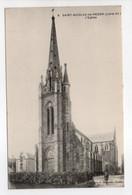 - CPA SAINT-NICOLAS-DE-REDON (44) - L'Eglise - Edition Chapeau N° 6 - - Autres Communes