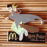 Joli Pin's BD Mc Donald's Harry Potter, WB (Il Manque Une Pointe, émail Grand Feu, TBQ, Pins Pin. - Comics