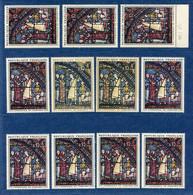⭐ France - Variété - YT N° 1399 - Couleurs - Pétouilles - Neuf Sans Charnière - 1963 ⭐ - Varieties: 1960-69 Mint/hinged