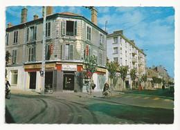 91 CORBEIL ESSONNES Rue FERAY Café Tabac LE LONGCHAMP L. GOUACHE PUB Bière Adelshoffen SOLEX - Corbeil Essonnes