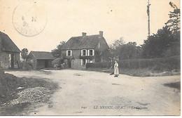 A/413            50           Le Mesnil-opac            Le Bourg - Le Calvaire - Andere Gemeenten