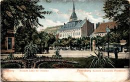 Pozsony - Pressburg - Kossuth Lajosplatz (Promenade) (2249) - Slovaquie