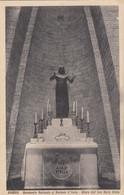 9292) BRINDISI - Monumento Nazionale Al MARINAIO D` Italia - Altare Dell` Ave Maria Stella OLD ! - Brindisi