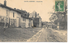A/413                  08            Chatel-chéhéry        Grande Rue - Other Municipalities