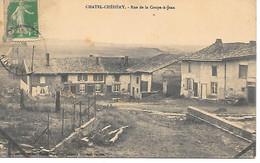 A/413                  08            Chatel-chéhéry         Rue De La Coupe à Jean - Altri Comuni