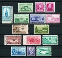 Estados Unidos LOTE (1949-1952) Nuevo - Unused Stamps