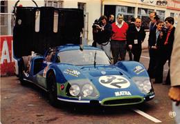 72-LE-MANS- 24 HEURES DU MANS - UNE MATRA DEVANT SON STAND - Le Mans