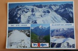 Les 2alpes - Ski Ete Hiver - Glacier Du Jandr - Multivuesi - Sonstige Gemeinden