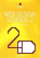 Web Design : Studios 2 : Edition Multilingue Français-anglais-allemand-espagnol-italien-portugais - Informatique