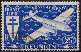 Réunion Obl. N° PA 32 - Avion Série De Londres - Luftpost
