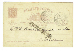 Portugal Posta Stationery (613) - Interi Postali