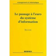 Le Passage à L'euro Du Système D'information - Informatique