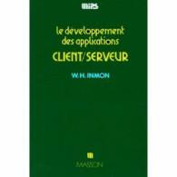 Le Développement Des Applications Client/Serveur - Informatique