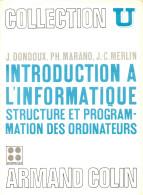 Introduction à L'informatique Structure Et Programmation Des Ordinateurs - Informatique