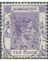 Ref. 653955 * MNH * - HONG KONG. 1938. KING GEORGE VI . REY JORGE VI - Unused Stamps