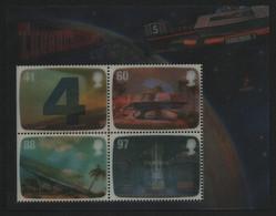 Großbritannien 2011 - Mi-Nr. Block 62 ** - MNH - Science-Fiction - Nuovi