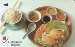 SINGAPORE(GPT) - Singapore Food, CN : 22SIGA(normal 0), Used - Alimentazioni
