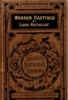 Warren Hastings - Other