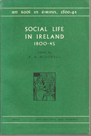 Social Life In Ireland 1800-45 - Other