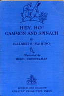 Hey Ho! Gammon And Spinach - Other