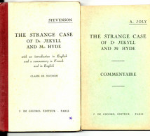 The Strange Case Of Dr Jekyll And Mr Hyde - Other