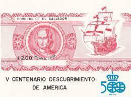 El Salvador HB 34A - Salvador