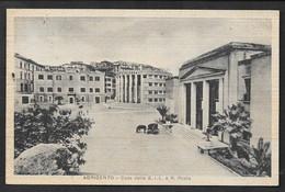 AGRIGENTO CASA DELLA G.I.L. E REGIE POSTE VG. 1943 N°C117 - Agrigento