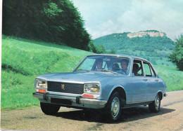 """CP Publicitaire """" Peugeot C'est Svica """" Avec Photo De La Peugeot 504 - Advertising"""