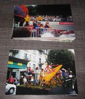 Luchon Gros Lot De Photos(+ De 50) No CP De La Fête Des Fleurs 1997 Et 2002 - Luchon