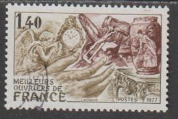 FRANCE : N° 1952 Oblitéré (Meilleurs Ouvriers De France) - PRIX FIXE - - Gebruikt