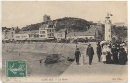 35 CANCALE  La Houle - Cancale
