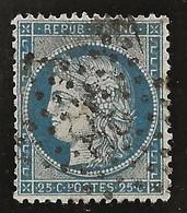 France Etoile 38 Rue Des Feuillantines / YT 60 - 1871-1875 Ceres