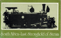 South African Railways Last Stronghold Of Steam - Trasporti