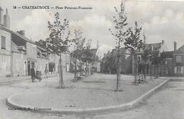 36)  CHATEAUROUX  -  Place Patureau Francoeur - Chateauroux