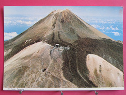 Espagne - Islas Canarias - Tenerife - Vista Aérea Del Crater Del Teide - R/verso - Tenerife