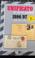 CATALOGO UNIFICATO DI STORIA POSTALE 1996/97 - OTTIME CONDIZIONI - Italia