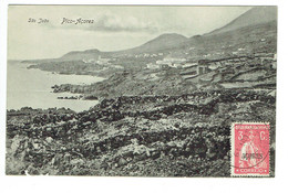 Azores Postcard To France (635) - Azores
