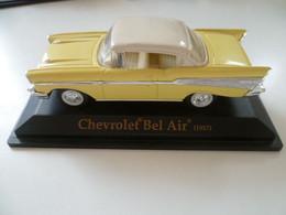 MINIATURE 1/43°     CHEVROLET  BEL AIR 1957 - Non Classificati