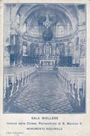 ITALIE - SALA  BIELLESE - Interno Della Chiesa Parrocchiale - Unclassified
