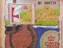 El Salvador Hb 40 - Salvador