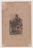 EAU FORTE CHARLES JAFFEUX - ROYAT - Engravings