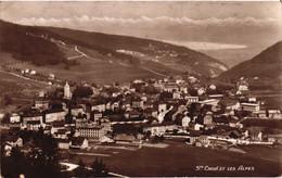 Ste-croix - Les Alpes - VD Vaud