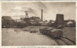 62   Ostricourt  -   Mines -  - Gare De Libercourt  Fosse N° 3 - Altri Comuni