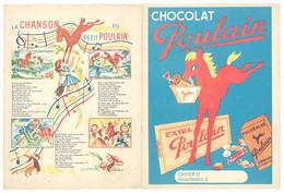 Protège Cahier Chocolat Poulain - Cocoa & Chocolat