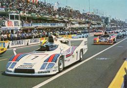 Départ Des 24 Heures Du Mans 10 Juin 1978 Porsche 936 Turbo - Le Mans