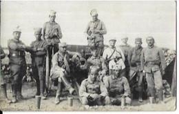 MAROC GUERRE DU RIF/      DANS LE R I F  .1922 - Meknes