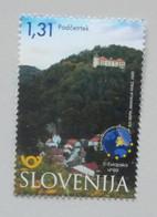 Slovenie 2020 Toerisme Podcetrtek EDEN - Europese Gedachte
