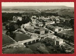 CPSM Aulnois Sur Seille - Vue Aérienne - Le Pont Sur La Seille - Le Juvénat - En Arrière Plan, Craincourt - Autres Communes
